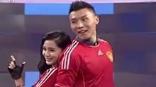 中国男足获12强赛首胜 多名娱乐明星跨界送祝贺