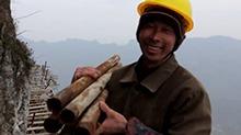 新闻当事人20170305期:体验中国 高空栈道工