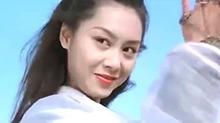 早期没有尖下巴的港剧女演员 竟然美成这样?