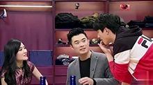 林更新衣兜惊现电影票 谢娜:跟谁去看的?网红还是王思聪?
