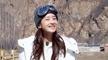 感受一波元气少女赵丽颖的笑容 这姑娘的笑容简直治愈又有毒!