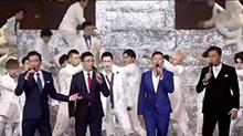 """TVB""""不老男神""""齐聚首引爆经典回忆 罗嘉良演唱经典歌曲《天地有情》"""