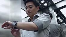 科幻大片既视感 刘自鸿带超未来装备登台