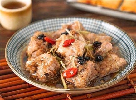 【日食记】广州早茶太可怕,吃过一回就不想离开这豆豉蒸排骨