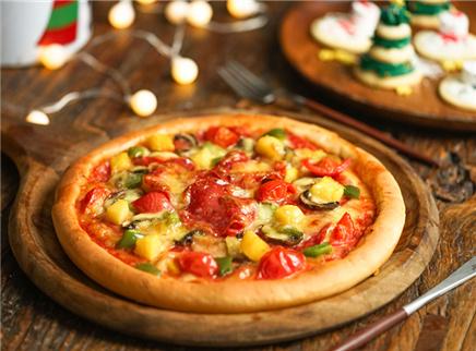 【日食记】外卖的披萨,怎么配跟自己做的披萨比?