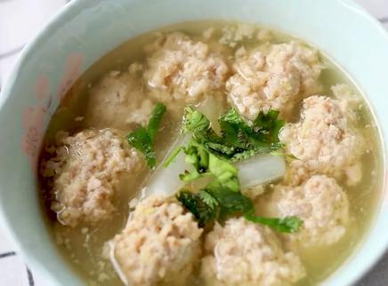 【魔力美食】暖心又暖胃的冬瓜丸子汤,你需要get一下