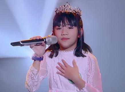 小許仙周芷瑩張碧晨合唱《年輪》