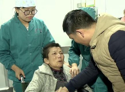 重症监护室里的下堂母亲