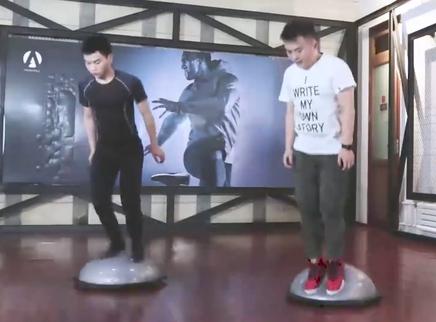 【啡哈健身】波速球瘦身训练