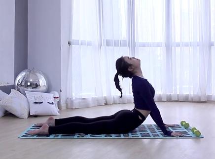 【瑜伽小队长】负重瑜伽(上)