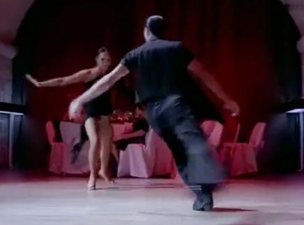 【舞林外传】一路追逐 一路缠绵 斗牛舞表演舞《自由探戈》