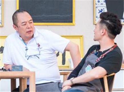 """中餐厅第二季第4期:张铁林赵薇苏有朋重聚 王俊凯模仿""""五阿哥""""走路引爆笑"""