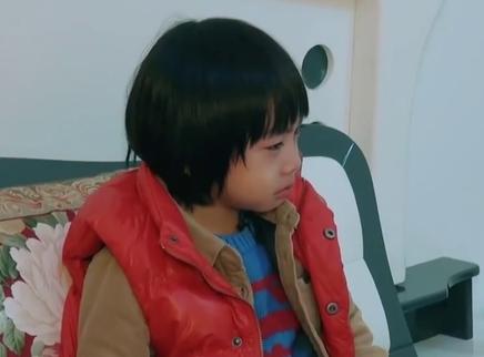 爸爸去哪儿20131206期:Kimi想林志颖默默抹泪