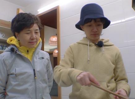 第12期:焦俊艳上演厨艺首秀