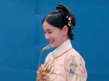 Plus版04期:杨颖首演清宫戏