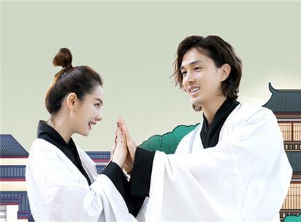 第12期:戚薇李承铉携手拜孔子