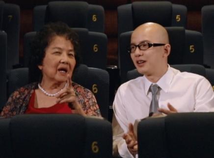 平安拜访《我爱你,中国》原唱