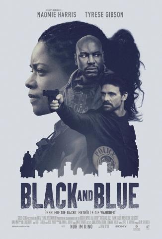 蓝与黑 2019