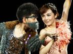 """舞动奇迹第三季20110703期:苏醒李菲儿上演""""美女与野兽"""""""