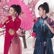 BY2《桃花旗袍》MV打造撩人舞