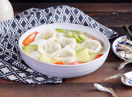 韩式饺子汤
