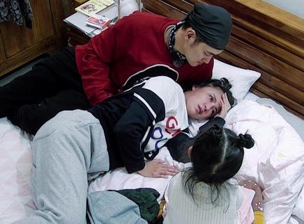 第11期:袁爸歆妈爆发家庭危机