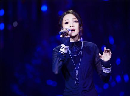 第2期:张韶涵唱民谣电眼迷人
