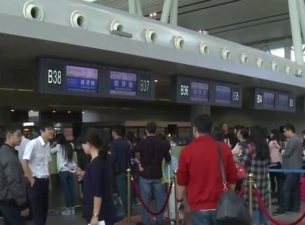 黄花机场27日起执行冬季航班计划