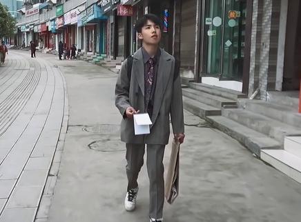 """05期:黄敬冉卖字偶遇""""锦鲤"""""""
