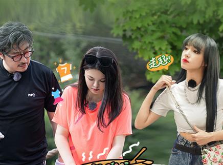 Plus第5期:李湘欲摆地摊