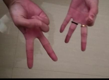 居家运动强身健体之手指操