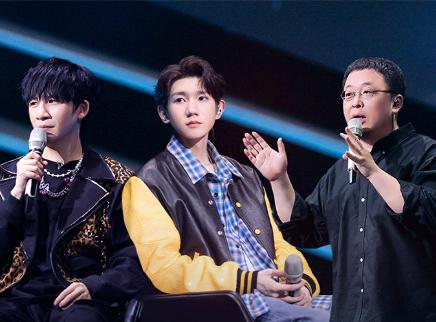 第2期:王源脱口秀力荐歌手