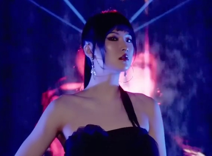 姚安娜首支单曲上线