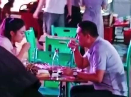 张嘉译赵今麦烧烤摊戏份超温馨
